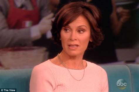 we all knew barbara gets snippy with elizabeth vargas elizabeth vargas in rehab abc 20 20 co anchor checked in