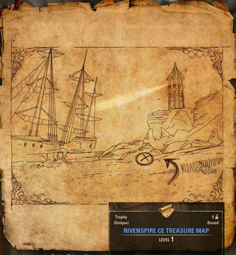 betnikh treasure map eso imperial edition mappe tesoro treasure maps