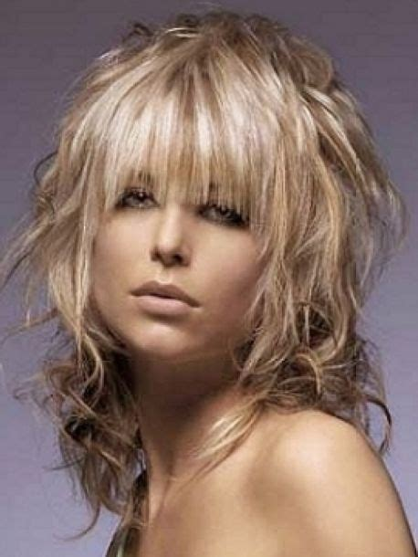 pictures of stylish medium long shag haircuts for women over 50 507 best face and hair images on pinterest hairstyle