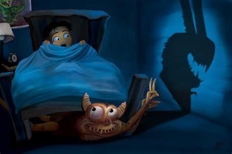 Monsters The Bed by Psychiatrist Vs Bartender Thetimedok