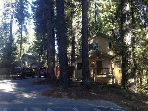 The Cottages At Tenaya Lodge by Deluxe Cottage Picture Of Tenaya Lodge At Yosemite Fish