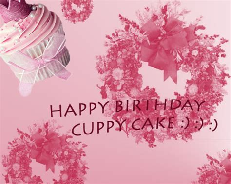 Birthday Cupcakes! Free Cakes & Balloons eCards, Greeting