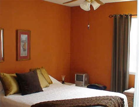 bedrooms with orange walls orange colour selection 171 bedroom ideas interior design