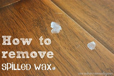 talking old wax off of floor how to remove wax wood floors thefloors co