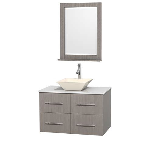 centra 24 in single vanity in white with solid surfacetop wyndham collection wcvw00936sgowsd2bm24 centra 36 inch