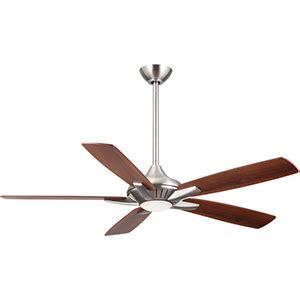 westinghouse industrial 56 in brushed nickel ceiling industrial 56 inch brushed nickel ceiling fan industrial