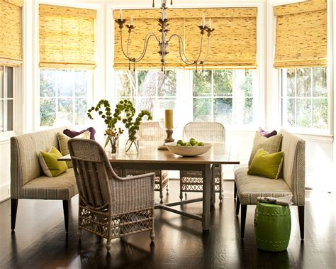 dining banquette dining room captivating dining space implemented with