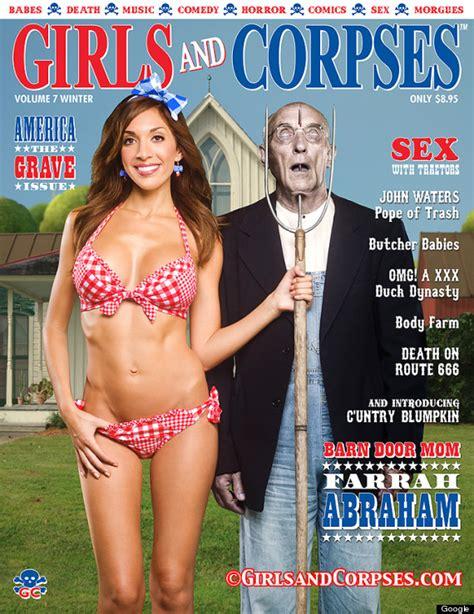 farrah abraham sex swing teen moms cashing in page 6