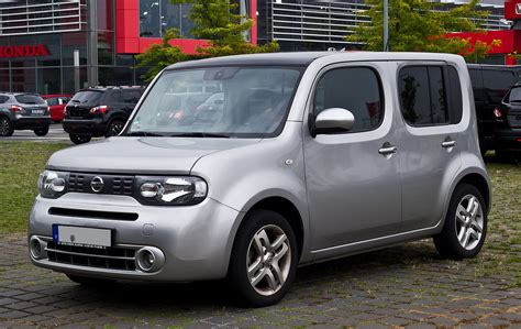 nissan box car nissan cube wikipedia