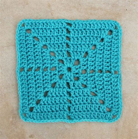 simple filet crochet starburst square pattern sew up a variety of these squares using left