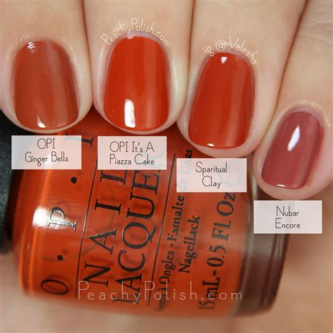 Opi It S A Piazza Cake Nail the gallery for gt opi my favorite ornament
