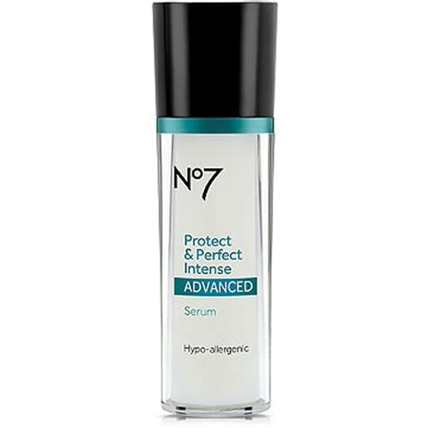 boots number 7 serum no7 protect advanced serum rank style