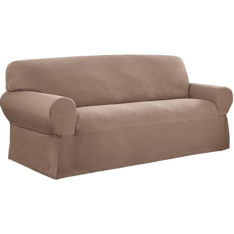 Brown Sofa Slipcover 20 Best Slipcovers For 3 Cushion Sofas Sofa Ideas