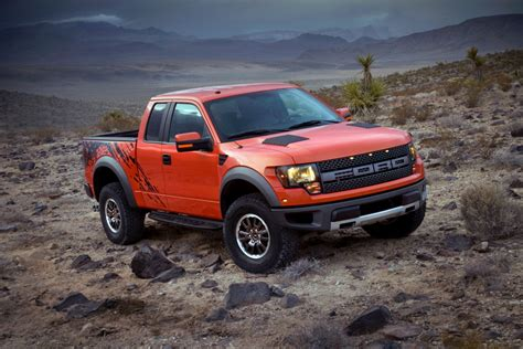 Ford Introduces F 150 SVT Raptor Off road Truck