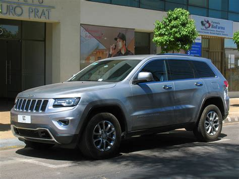 jeep grand cherokee cing jeep grand cherokee википедия