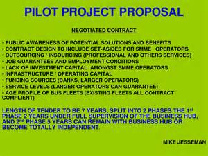 pilot project template search results for sle project template