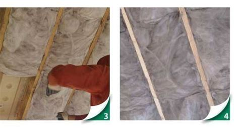 Attic Insulation Installation - attic insulation ceiling insulation how to install