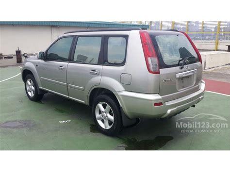 Nissan X Trail 2 5st jual mobil nissan x trail 2003 st 2 5 di dki jakarta