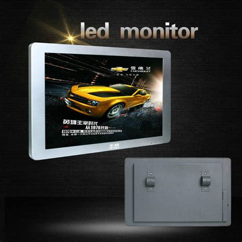 Monitor Lcd Tv 21 Inch Advance V2120 19 inch bems 3g wifi roof mounted lcd tv monitor 24v