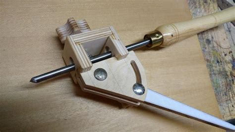 lathe tool sharpening jig  dansnow