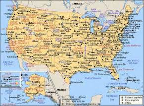 united states map with major cities 10 largest cities in the united states abcplanet