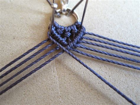 Learning Macrame - knot just macrame by sherri stokey so you want to learn