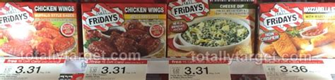 Totally Target Gift Card Deals - target t g i friday s appetizers as low as 1 56 totallytarget com