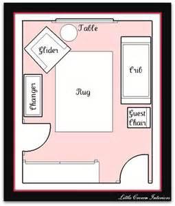 glamorous pink black s designer nursery project