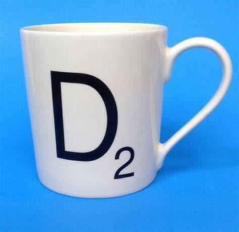 scrabble letter mug 1000 ideas about scrabble mug on scrabble