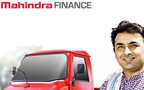 mahindra finance loan two wheeler loans mahindra finance autos post