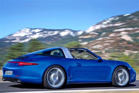 porsche new jake s car world porsche announces all new 911 targa