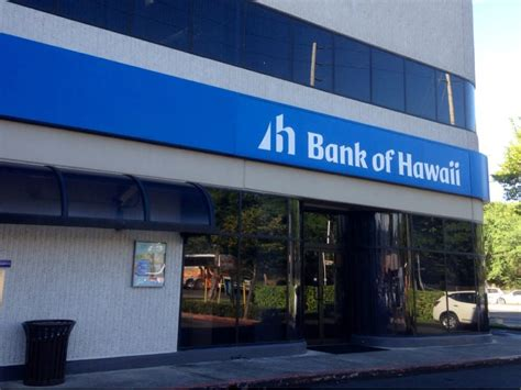 bank of hawaii phone number bank of hawaii 20 reviews banks credit unions 2969