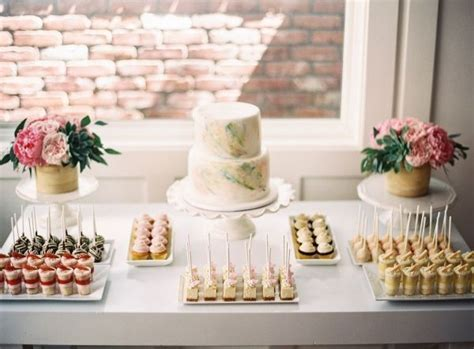 dessert bar wedding cake wedding dessert bars huffpost