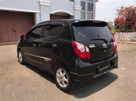 Toyota Agya Trd S 2015 2015 toyota agya s trd sportivo a t tdp 12jt and 2 5jt sold