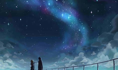Anime Your Name by Gorgeous Trailer Footage From Upcoming Mayoto Shinkai