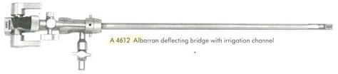 olympus bridge olympus albarran bridge with deflection