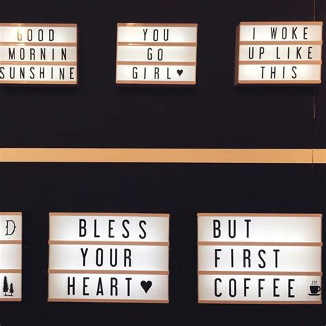 letter marquee wall light 258 best light box quotes images on pinterest lightbox