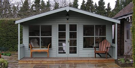 Luxury Log Cabin Plans by Morston Summerhouse Morston Summer House