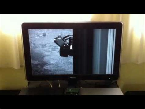 Monitor Lcd Tv Advance philips lcd tv how to fix display half screen