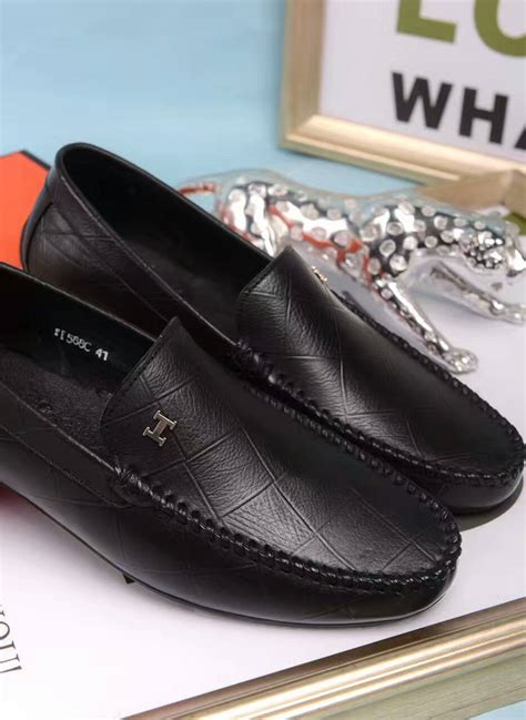 hermes shoes for cheap hermes leather shoes in 268789 for 81 10 on