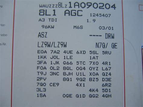 Audi Aufkleber Kofferraum by Bremsscheiben Welche Gr 246 223 E Audi A6 4b