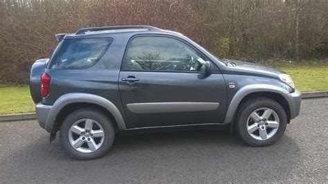 small jeep for 4x4 toyota rav xt3 small jeep in dunfermline