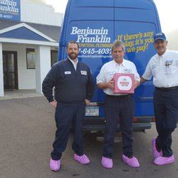 benjamin franklin plumbing of northfield plumbing