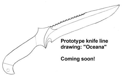 knife pattern dwg custom knife patterns drawings layouts styles profiles