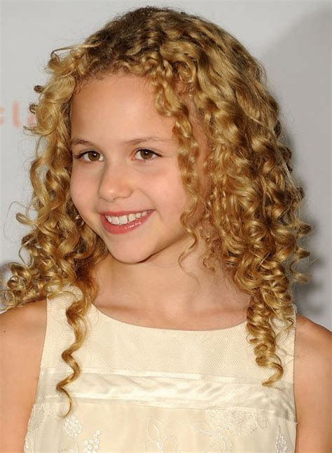 spiral curls toward the face period 50 hairstyles for girls with curly hair