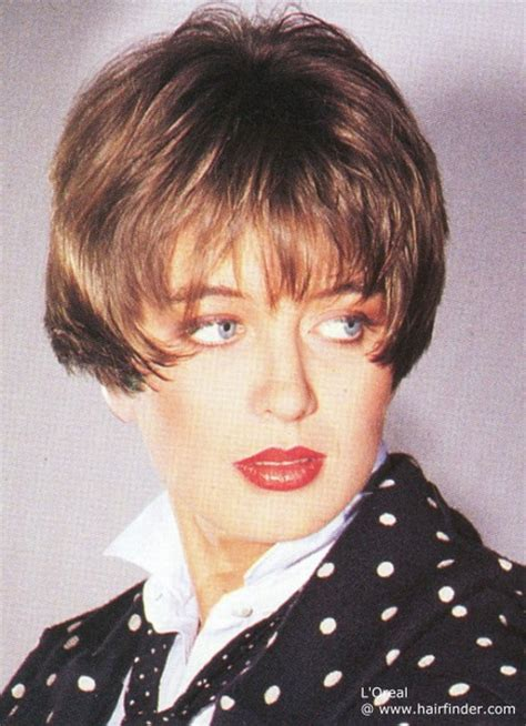 1980s short womens haircuts 80s hairstyles for short hair