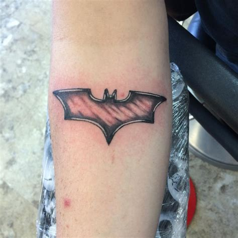 small batman tattoo 21 batman designs ideas design trends premium