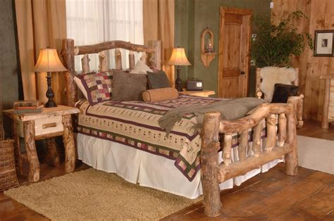 rustic bedroom furniture rustic for all tastes