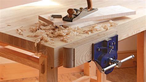 assembling  small sturdy workbench finewoodworking