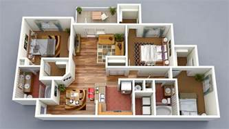 Floor Plan In 3d 3d Floor Plans 3d Home Design Free 3d Models